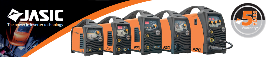 Jasic IGBT Inverter Welding Machines