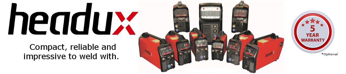 Headux Welding Machines and Plasma Cutters