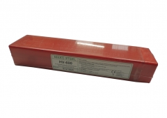 hv600 hard facing arc welding electrodes from nikko steel 3,2mm