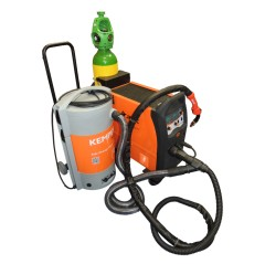 fume extraction mig welding package - jasic jm250c
