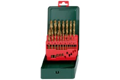 Titanium Coated Drill Bit Set