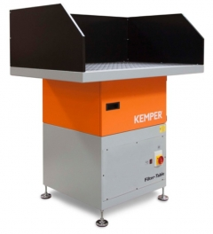 fume extraction bench - kemper
