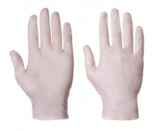 disposable gloves size small