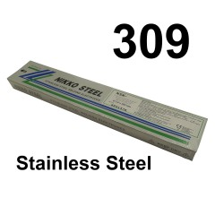 2.0mm stainless steel 309l mma welding rods