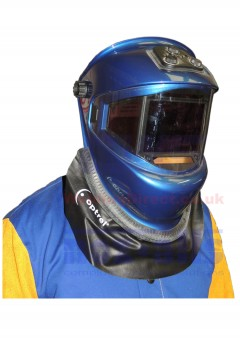 optrel welding mask Leather Neck Protector