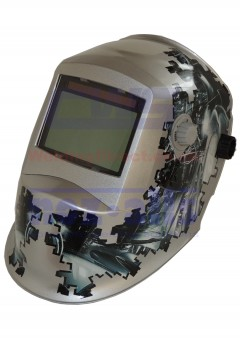 TC5 Automatic Welding Helmet With XL viewing area shades 5 to 13