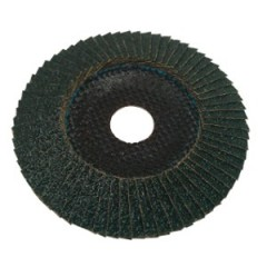 Pack of abrasive flap discs