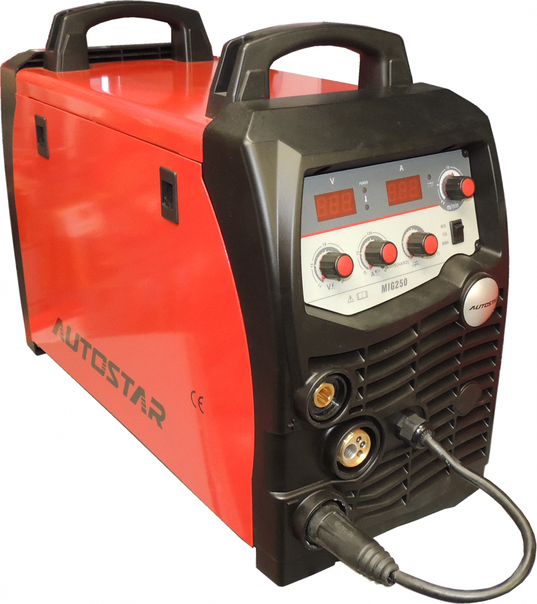 MIG Welder Autostar AS-250 - 250A Compact Inverter Welder