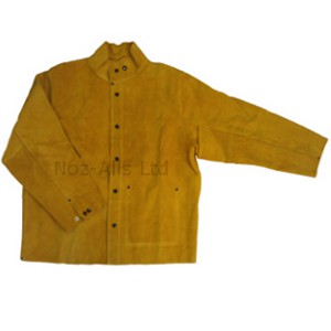Futuris FUTLE-JAC-G - Elite Welding Jacket - Gold
