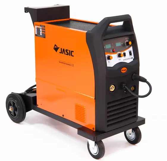 Jasic JM252C Compact MIG & MMA Welder on Wheels