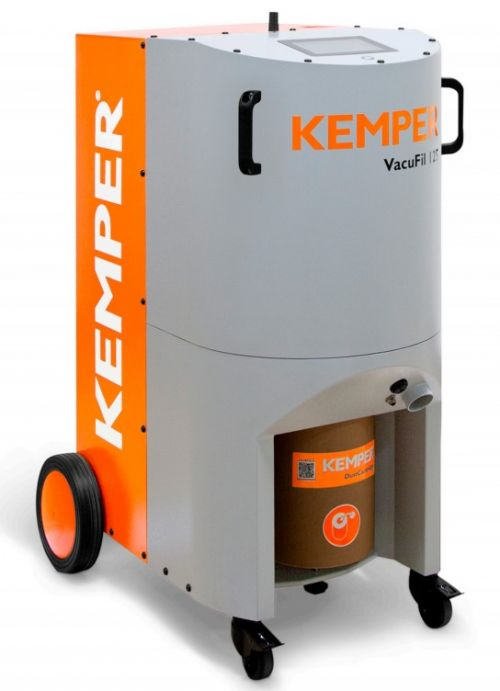 Kemper VacuFil 125 On Torch Welding Fume Extractor For High Industrial Usage