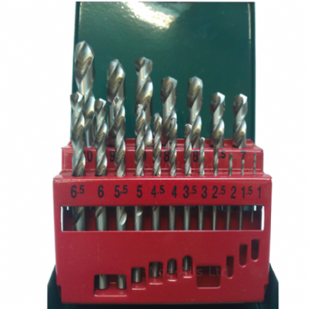 Metabo 62715300 - HSS-G Drill Set - 19 Pieces
