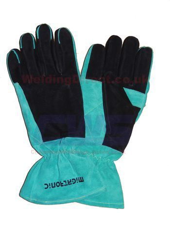 Migatronic welding glove good fit