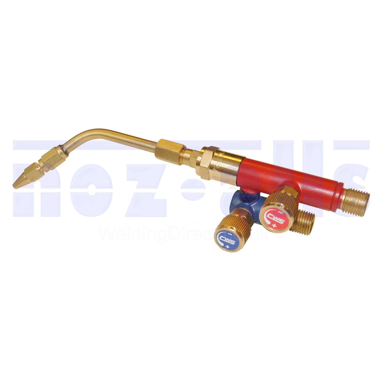 CWS Acetylene Model O Lead Welding Torch set - Noz-Alls Ltd