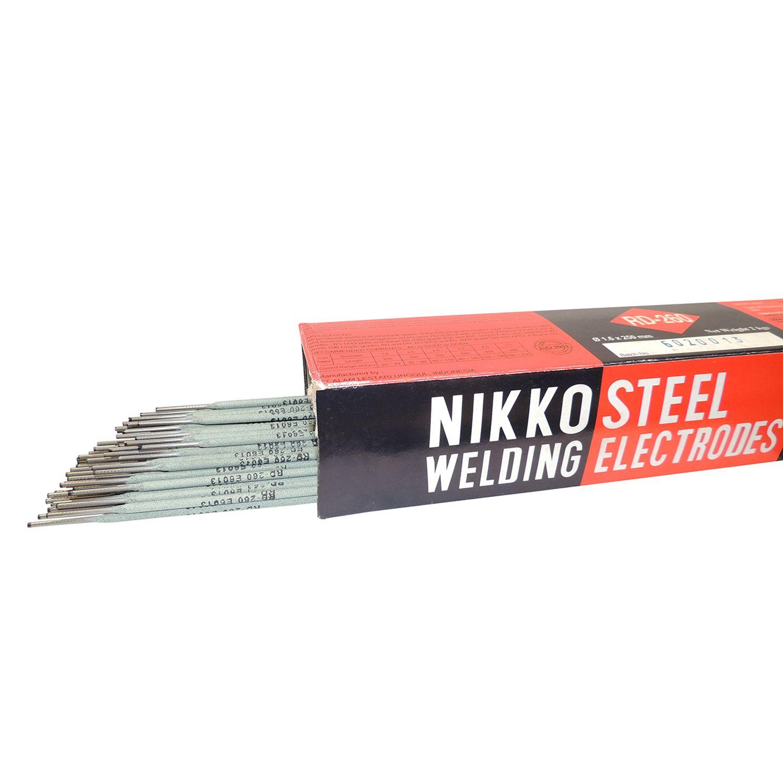 NIKKO RD260 ALL POSITION MILD STEEL WELDING ELECTRODES
