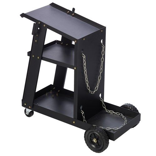 Machine Trolley for Small Portable MIG & TIG Welders