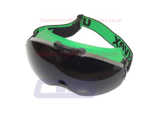 Uvex Ultrasonic Flip Up shade 5 Welding Goggles