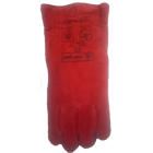 Low Cost Welding Glove Red Cat 2