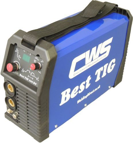 CWS Best TIG 160 Amp DC compact Digital