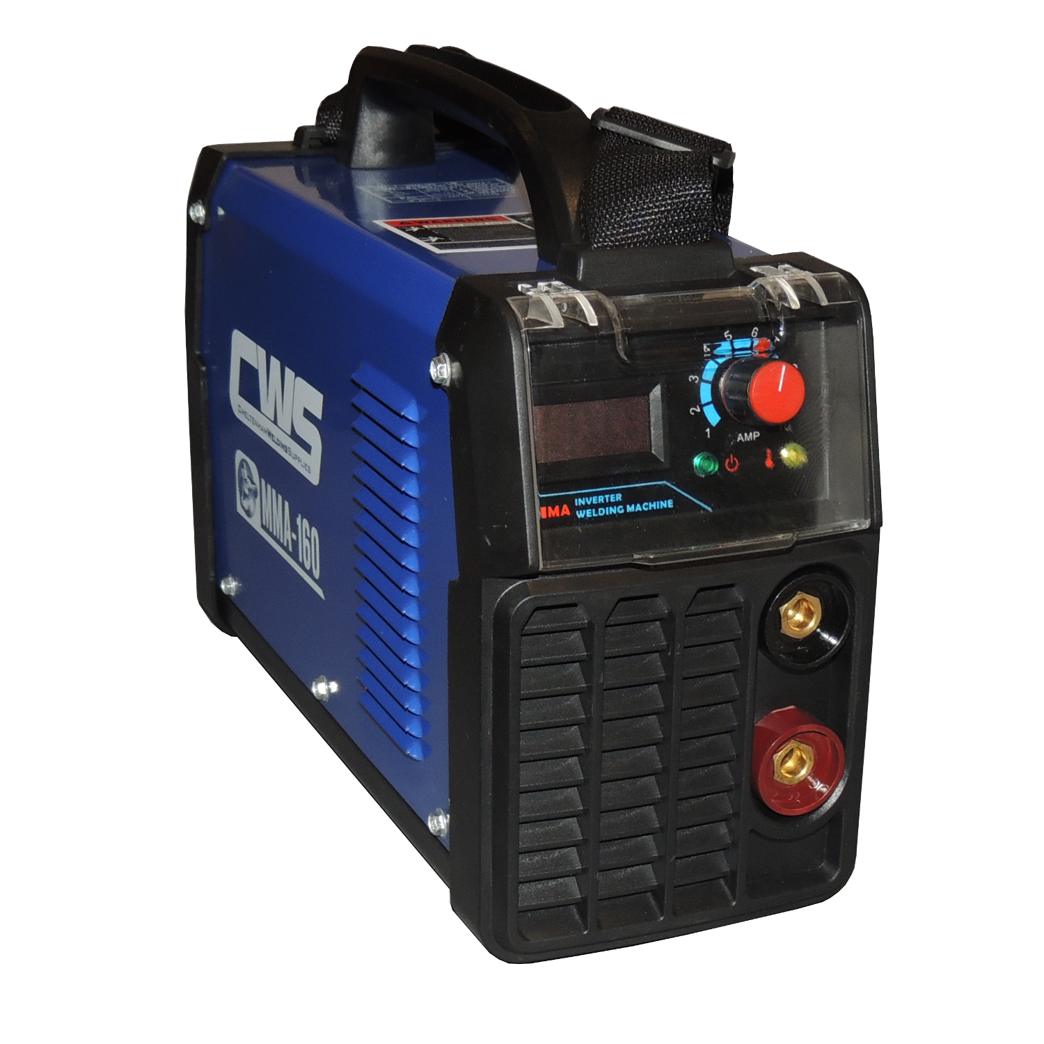 Light Weight Inverter MMA Stick Welder 160 Am
