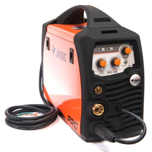 Jasic JM160C Compact Portable Inverter MIG Welder