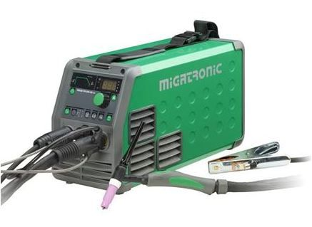 Migatronic Welding Machines for TIG, MIG Plus Plasma Cutters