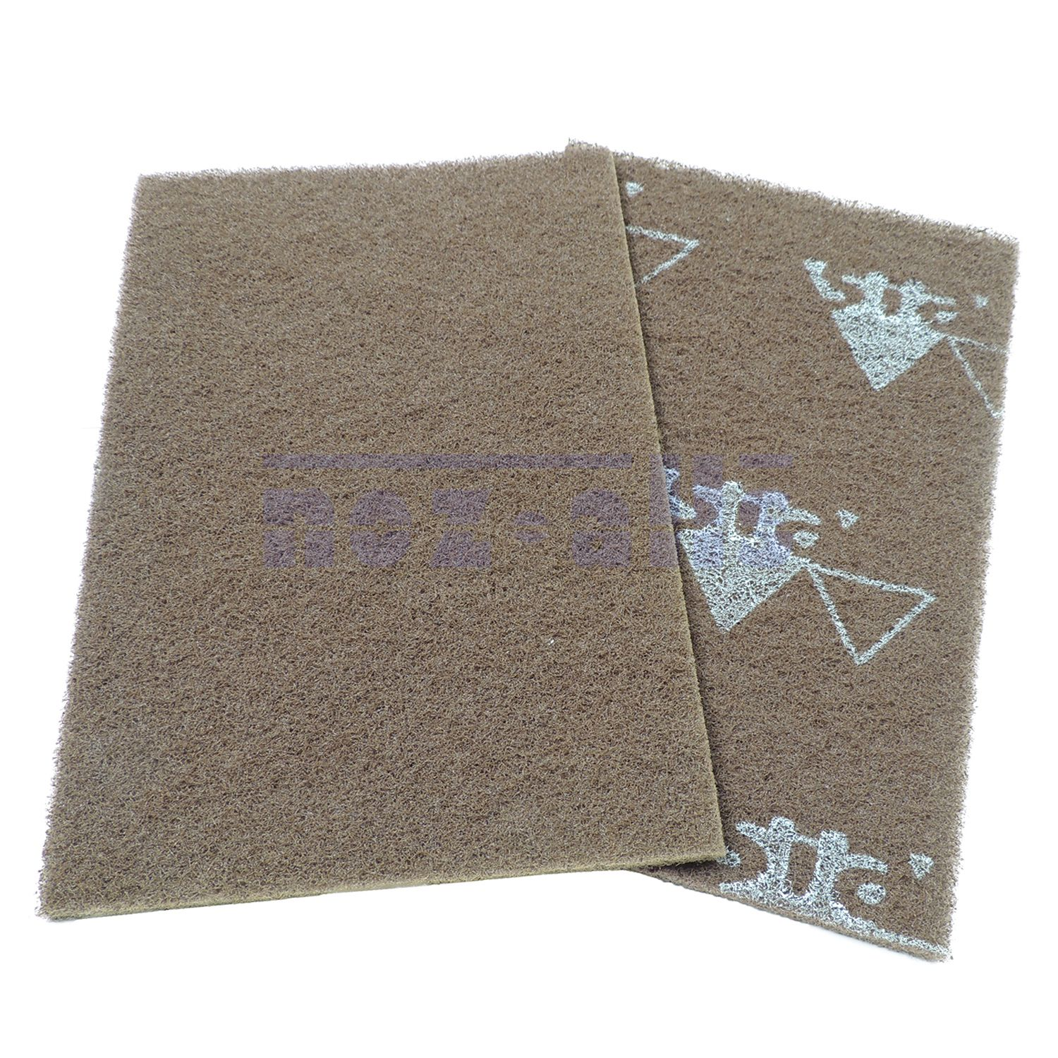 Sia 4132.9840.2922.52 - Handpad 152x229mm Brown G80 Extra Cut