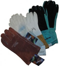 Welding Gloves and Gauntlets