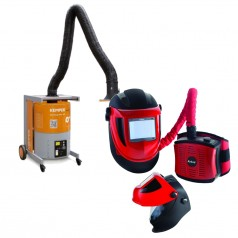 Welding Fume Protection