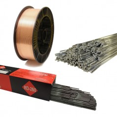 Welding Rods and Wire